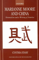Marianne Moore and China ebook