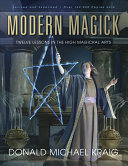Modern Magick Pdf/ePub eBook