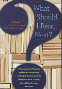 What Should I Read Next  Book
