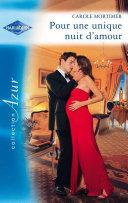 Pour une unique nuit d'amour [Pdf/ePub] eBook