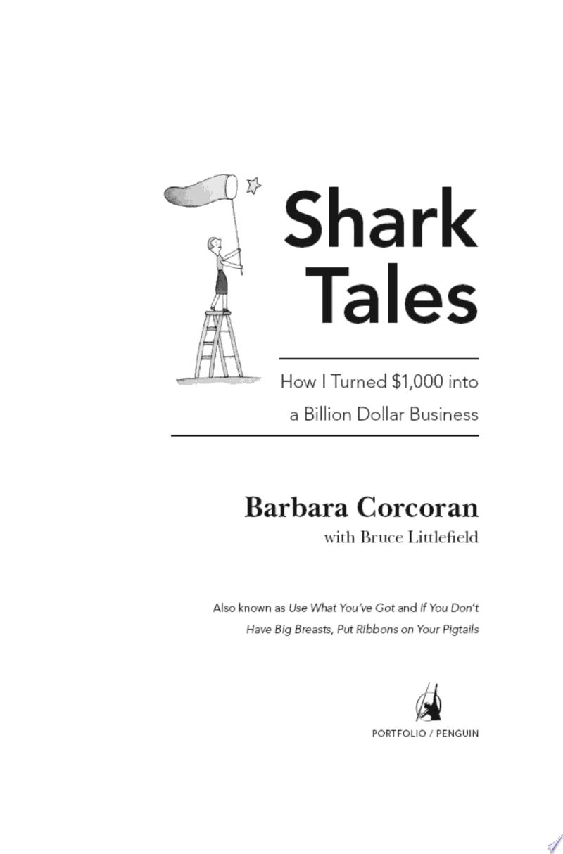 Shark Tales banner backdrop