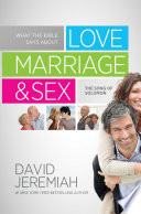 What the Bible Says about Love Marriage   Sex