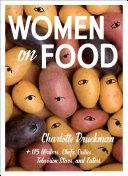 Women on Food Pdf/ePub eBook