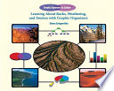 Read Online Learning About Rocks, Weathering, and Erosion with Graphic Organizers For Free