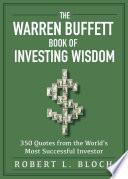 Warren Buffett Book of Investing Wisdom