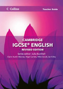 Collins Cambridge IGCSE English