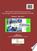 HCTL Open International Journal of Technology Innovations and Research  IJTIR