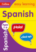 Spanish Ages 7 9  Collins Easy Learning KS2