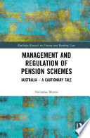 Management And Regulation Of Pension Schemes Book