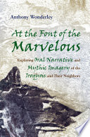 At the Font of the Marvelous Book