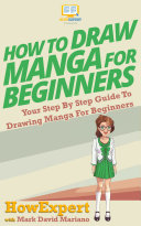 Pdf How To Draw Manga For Beginners Telecharger