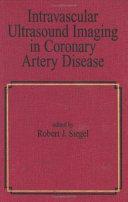 Intravascular Ultrasound Imaging In Coronary Artery Disease Book PDF