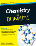 """Chemistry For Dummies"" by John T. Moore"