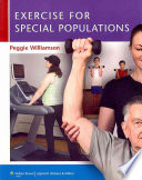 Exercise for Special Populations Book