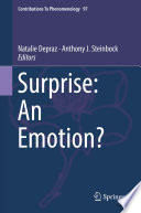 Surprise: An Emotion?