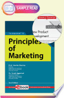 Taxmann s Principles of Marketing     Complete   lucid textbook to bring an understanding of marketing practices with case studies  examples  discussion questions in simple language