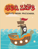 Sea Life Activity Book Preschool