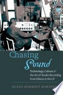Chasing Sound