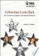 A Historian Looks Back