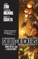 Skullkickers Vol. 1: 1000 Opas And A Dead Body Pdf/ePub eBook