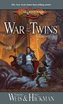 Pdf War of the Twins