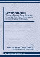 New Materials II Book