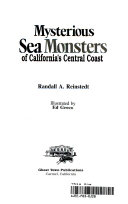 Mysterious sea monsters of California's central coast