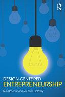 Design Centered Entrepreneurship