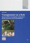 Transgression as a Rule Pdf/ePub eBook