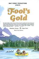 Walt Disney Productions Presents Fool s Gold