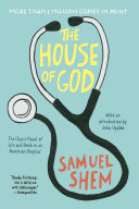 The House of God Pdf/ePub eBook