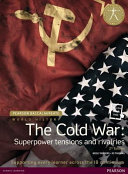 Cover of Pearson Baccalaureate: History the Cold War