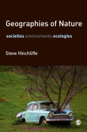 Geographies of Nature Pdf/ePub eBook