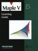 Maple V [Pdf/ePub] eBook