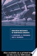 Non Linear Mechanics of Reinforced Concrete