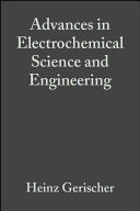 Advances In Electrochemical Science And Engineering Book PDF