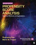 Propensity Score Analysis