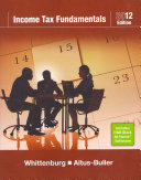 Income Tax Fundamentals 2012