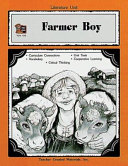 A Guide For Using Farmer Boy In The Classroom Book PDF