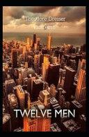 Twelve Men Illustrated Book