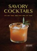Savory Cocktails Pdf/ePub eBook