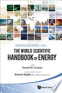 The World Scientific Handbook Of Energy