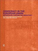 Democracy in the European Union