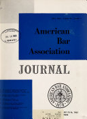 American Bar Association Journal