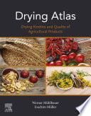 Drying Atlas Book