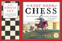 The Kids  Book of Chess and Chess Set