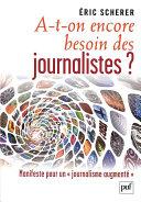 Pdf A-t-on encore besoin des journalistes ?