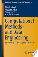 Computational Methods and Data Engineering Book