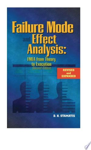 Download Failure Mode and Effect Analysis Free Books - Dlebooks.net