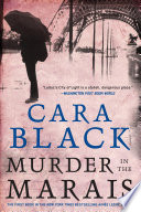 Murder in the Marais Cara Black Cover